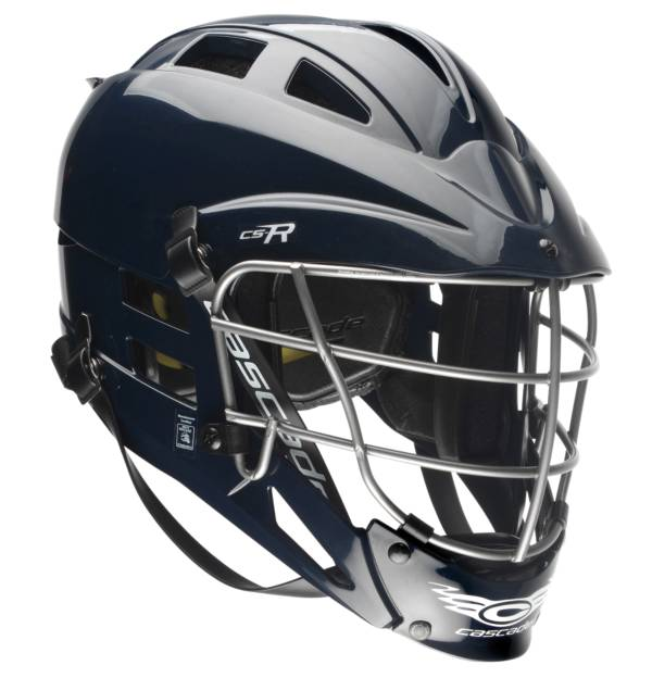 Cascade Youth CS-R Lacrosse Helmet w/ Silver Mask product image
