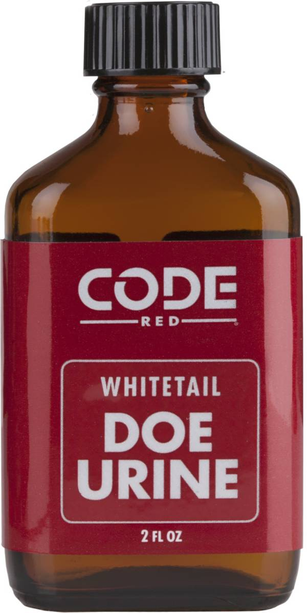 Code Blue Code Red Whitetail Doe Urine Deer Attractant product image