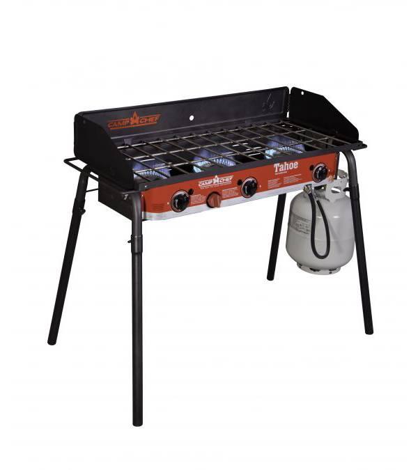 Camp Chef Tahoe Triple Burner Camp Stove product image