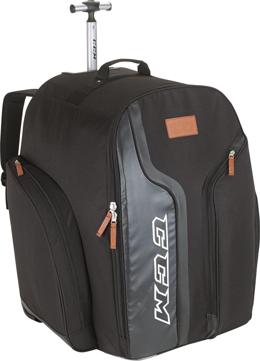 4f9ec4286 CCM 290 Medium Player Wheeled Hockey Backpack | DICK'S Sporting Goods