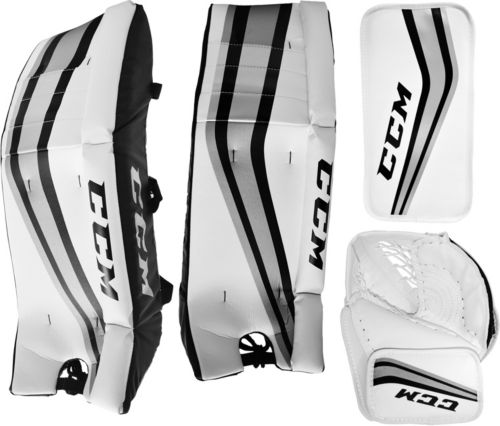 2dd8abc831c CCM Corey Crawford Street Hockey Goalie Pad Set