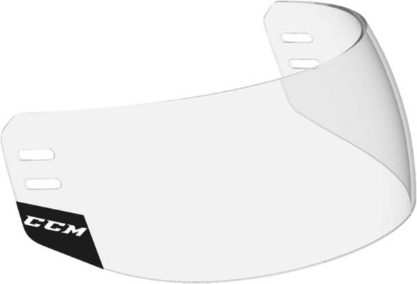 CCM Straight Certified Ice Hockey Helmet Visor product image