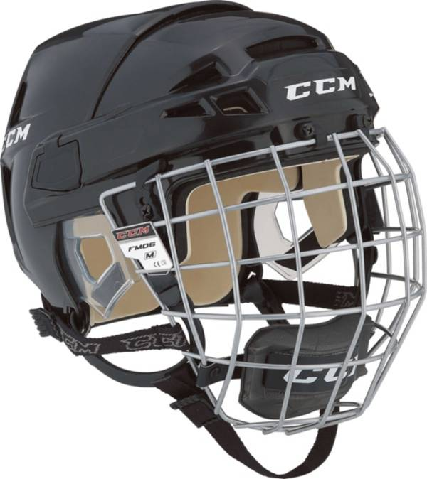 CCM Vector 08 Ice Hockey Helmet Combo product image