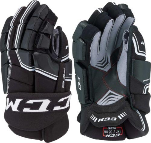 728e6269996 CCM Junior QuickLite 290 Ice Hockey Gloves. noImageFound. Previous