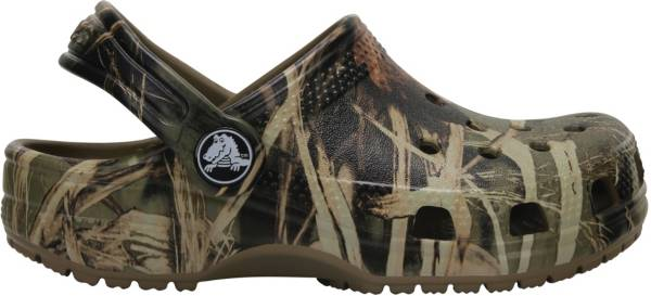 Crocs Kids' Classic Realtree Clog product image
