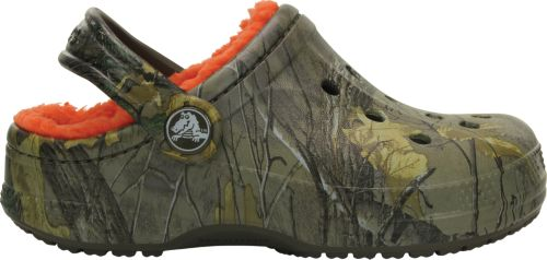 be95fb7a5 Crocs Kids  Realtree Xtra Winter Clogs 1