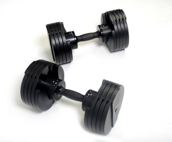Core Fitness 5 - 50 lb Adjustable Dumbbells - Pair product image