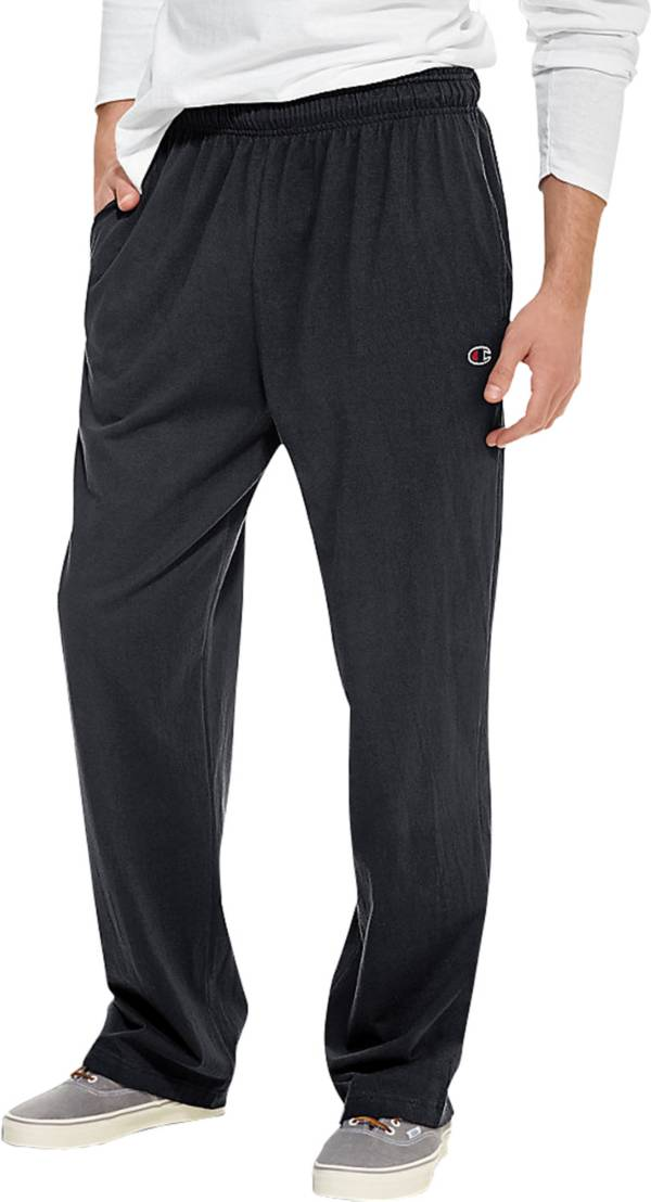 Champion Men's Open Bottom Jersey Pants product image