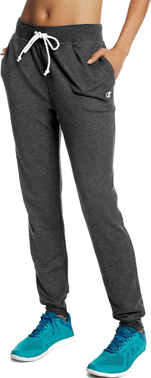 bea886db9 Champion Women s French Terry Jogger Pants