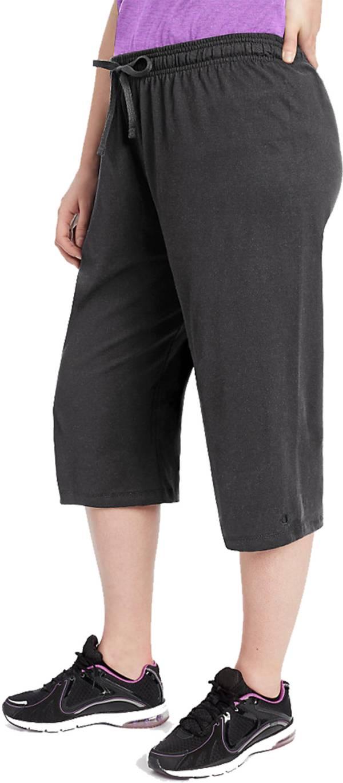 Champion Women's Plus Size Jersey Capris product image