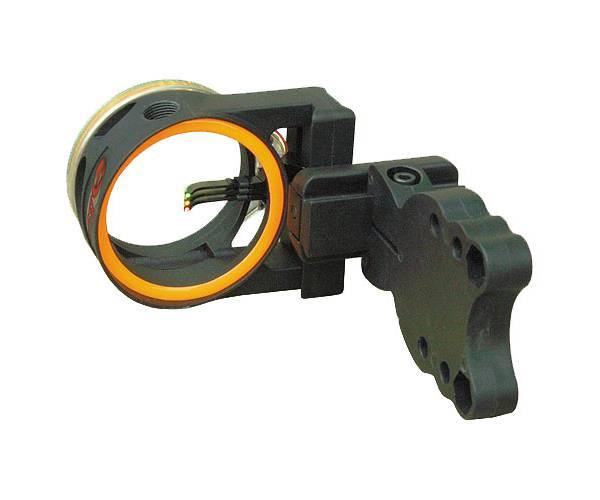 Copper John Saxon Fiber-Wrap 3-Pin Bow Sight - RH/LH product image