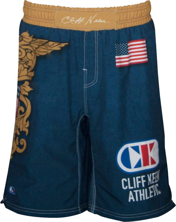 Cliff Keen Fully Sublimated Wrestling Board Shorts product image