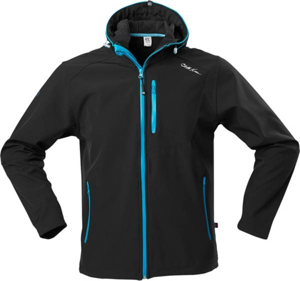 Cliff Keen Adult Hooded Soft-Shell Tech Parka product image