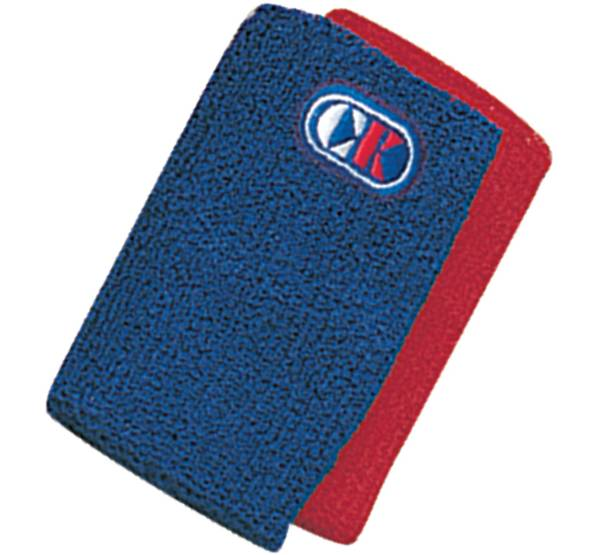Cliff Keen Red and Blue Wrestling Wristbands product image