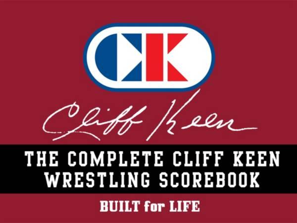 Cliff Keen Wrestling Scorebook product image