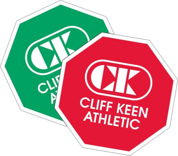 Cliff Keen Red and Green Wrestling Referee Flipdisc product image