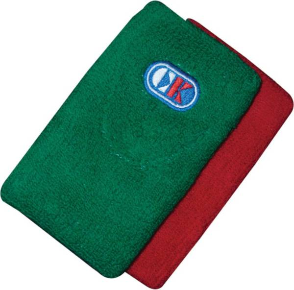 Cliff Keen Red & Green Wrestling Referee Wristbands product image