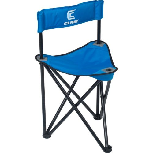 Clam Folding Tripod Chair Dick S Sporting Goods