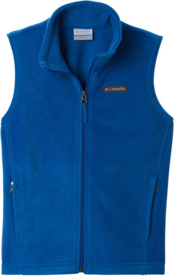 Columbia Boys' Steens Fleece Vest product image