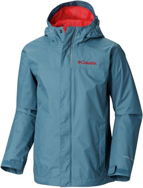 d4b554f59a5b Columbia Boys  Watertight Rain Jacket