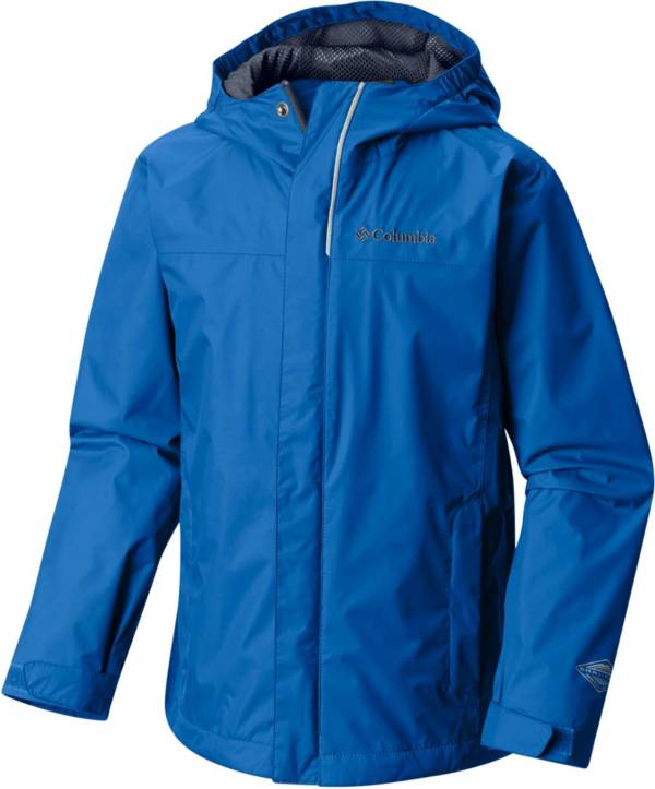 Columbia Boys' Watertight Rain Jacket product image
