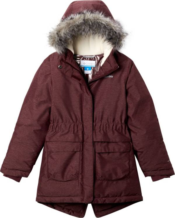 Columbia Girls' Nordic Strider Insulated Jacket product image