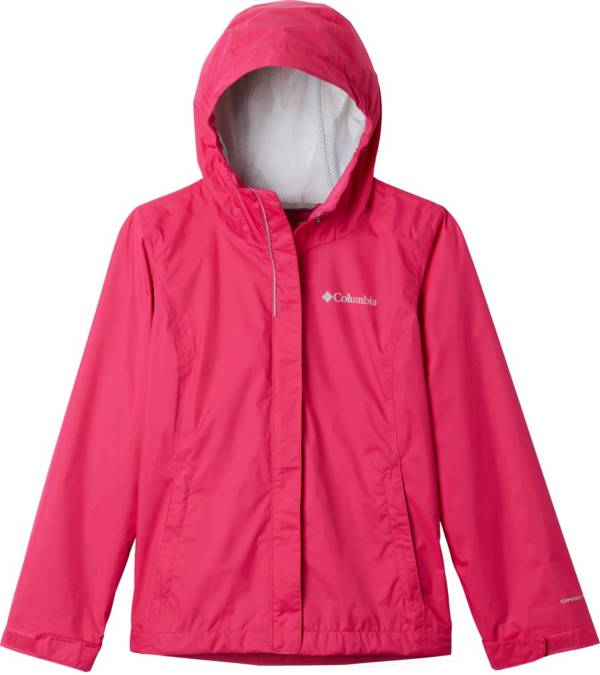 Columbia Girls' Arcadia Rain Jacket product image
