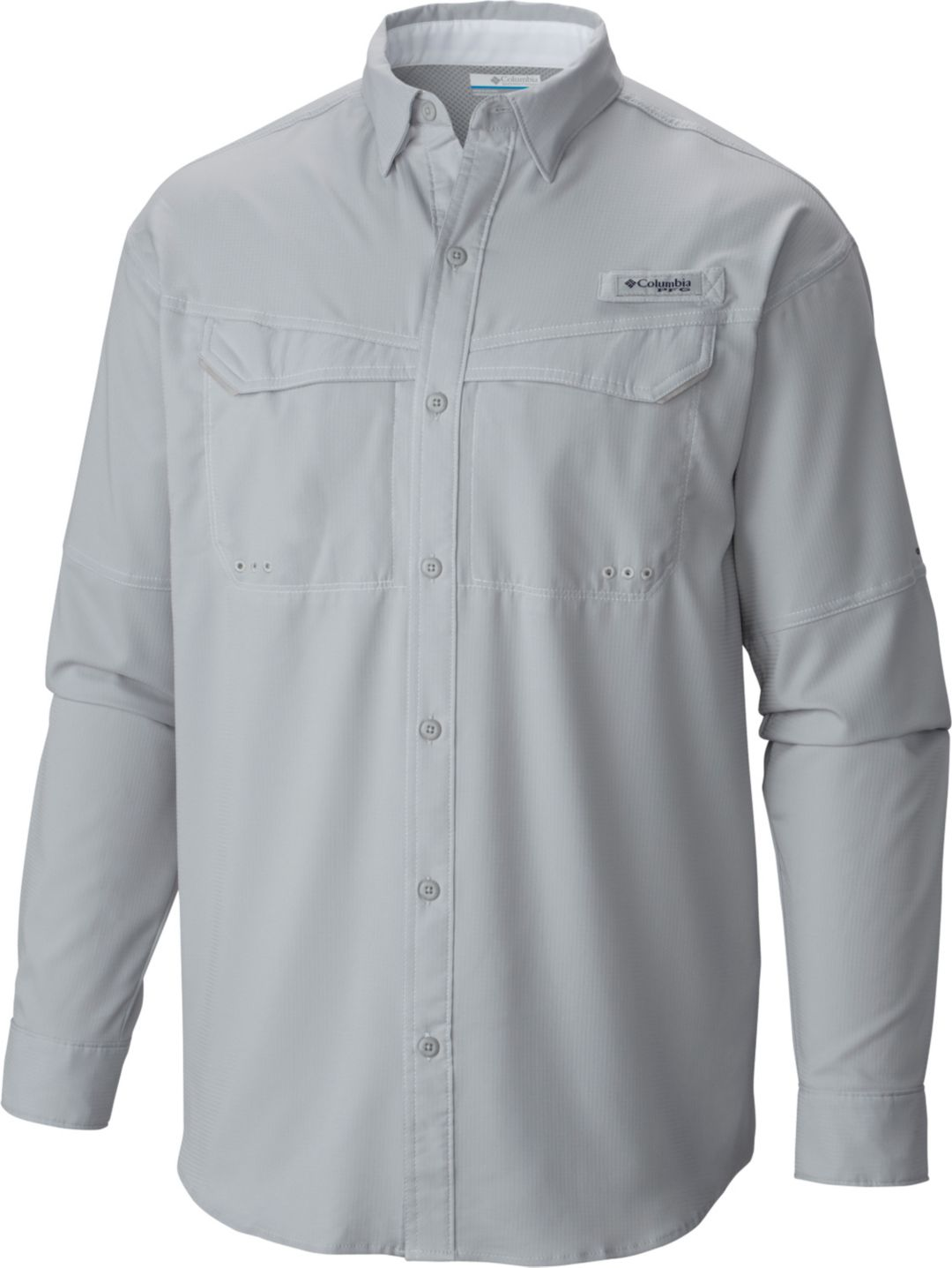 ee16a9f7 Columbia Men's PFG Low Drag Offshore Long Sleeve Shirt | DICK'S ...