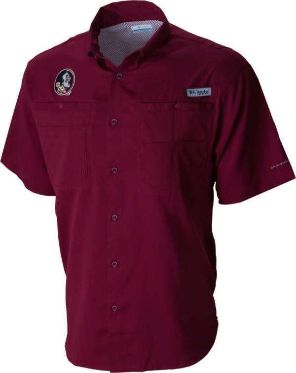 Columbia Men's Florida State Seminoles Garnet Tamiami Performance Shirt product image
