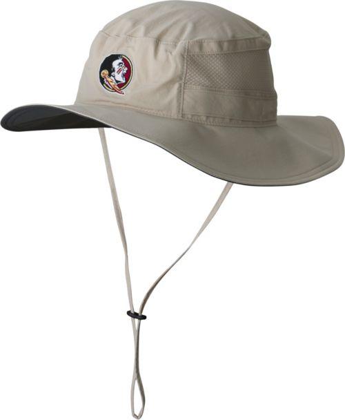 87860ceea651f Columbia Men s Florida State Seminoles Khaki Bora Bora Booney ll Hat.  noImageFound. Previous