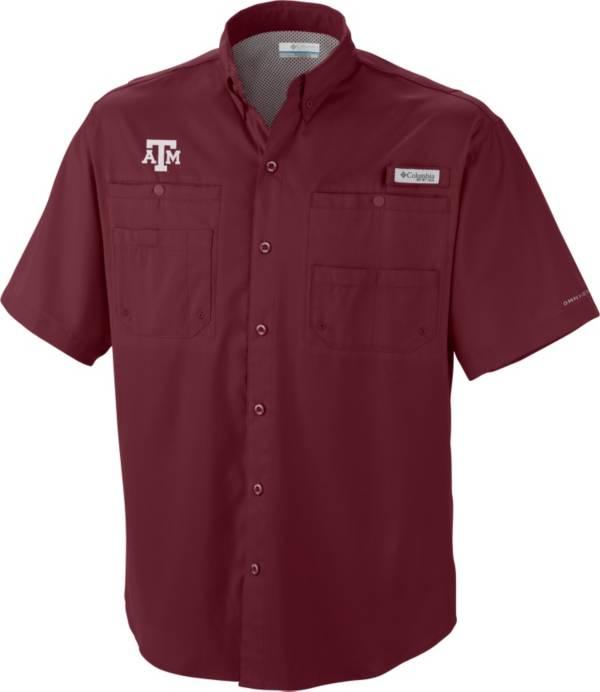 Columbia Men's Texas A&M Aggies Maroon Tamiami Performance Shirt product image