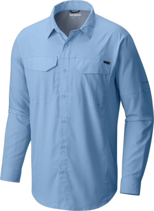 Columbia Men s Silver Ridge Lite Button Up Long Sleeve Shirt. noImageFound.  Previous 543d8e3005aa