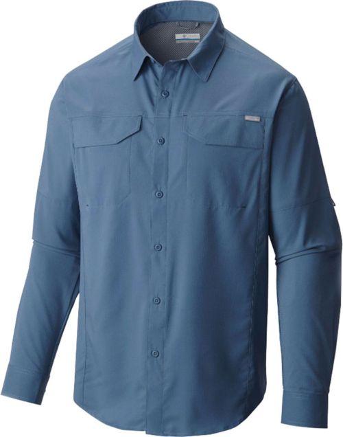 7fa3e96b83a Columbia Men's Silver Ridge Lite Button Up Long Sleeve Shirt. noImageFound.  1