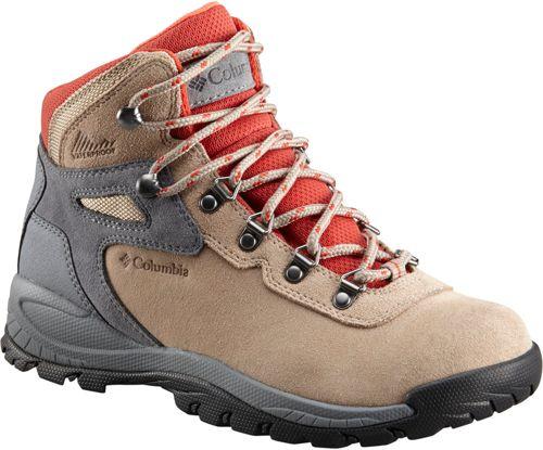 742aa18f5e3 Columbia Women s Newton Ridge Plus Amped Waterproof Hiking Boots.  noImageFound. Previous