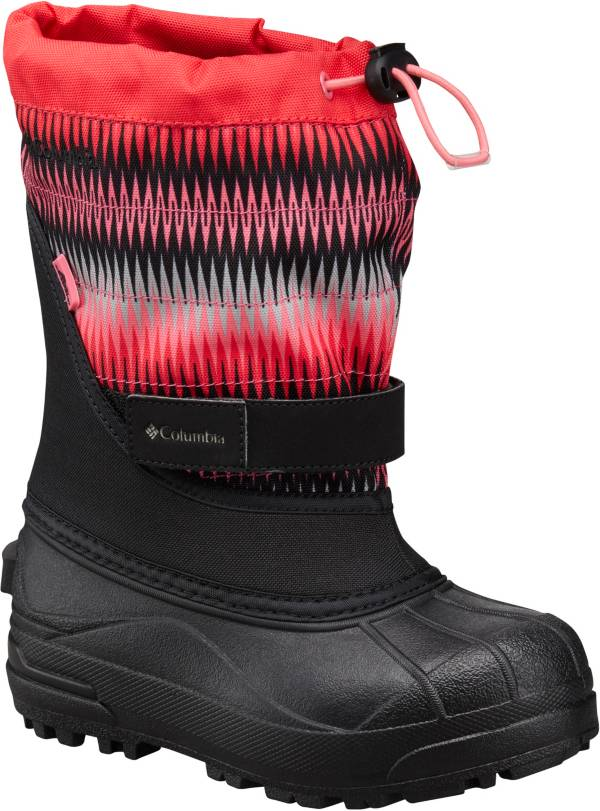 Columbia Kids' Powderbug Plus II 200g Waterproof Winter Boots product image