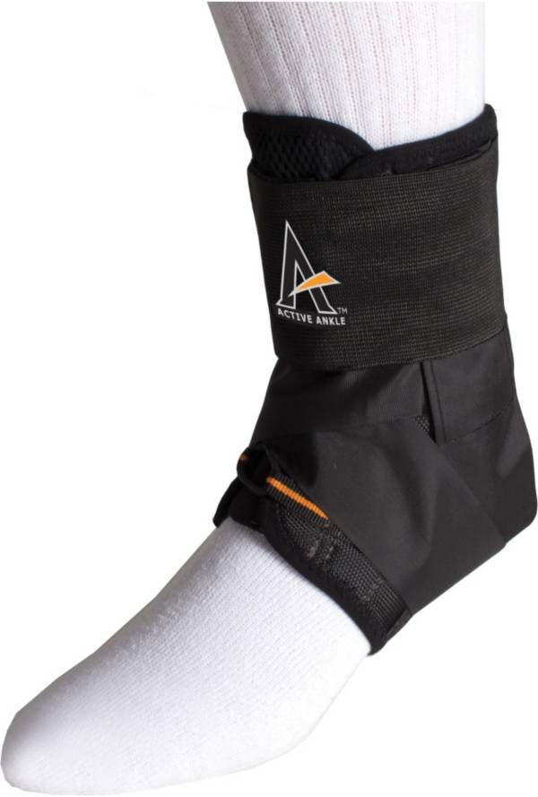 Active Ankle AS1 Pro Lace-Up Ankle Brace with Straps product image