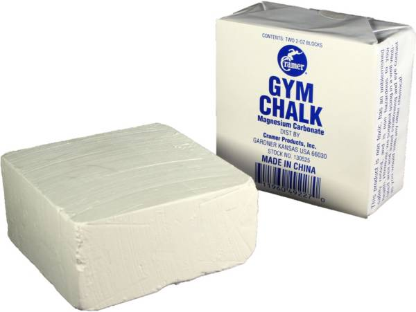 Cramer 2 oz Gym Block Chalk - Two Pack product image