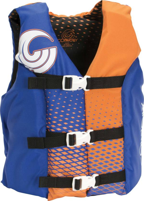 Connelly Youth Hinge Tunnel Nylon Life Vest product image
