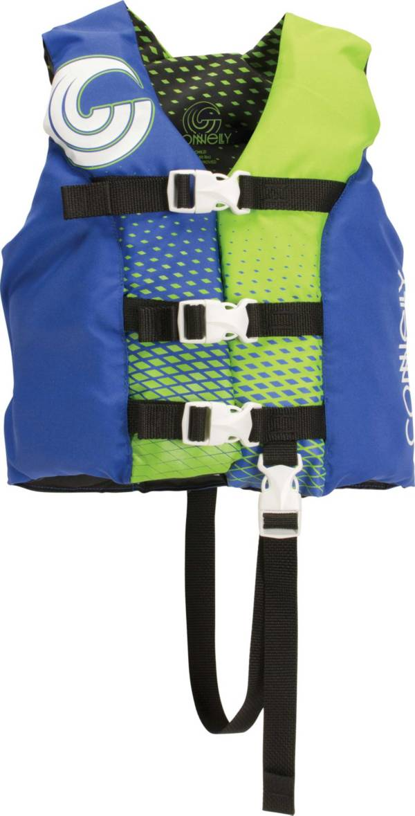 Connelly Child Hinge Tunnel Nylon Life Vest product image