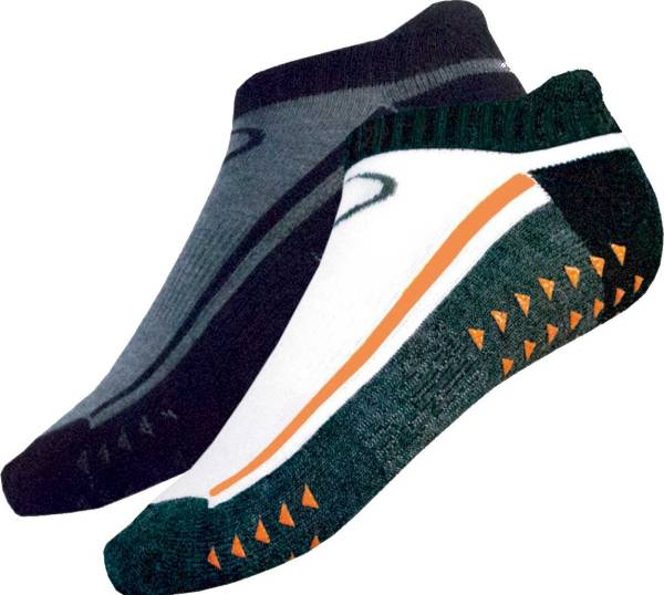 Copper Fit Low Cut Gripper Socks 2 Pack product image