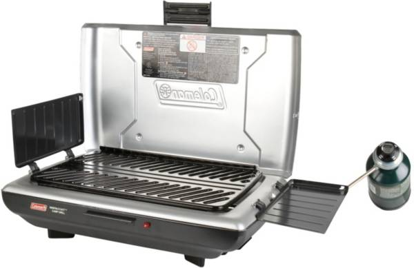 Coleman PerfectFlow InstaStart Portable Propane Grill product image