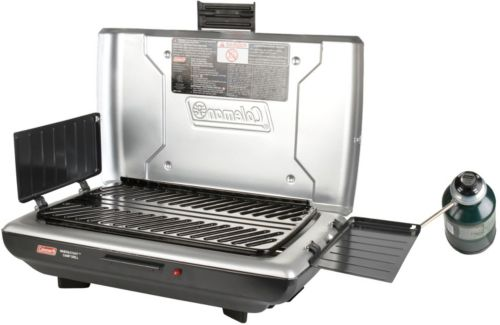 small propane barbecue