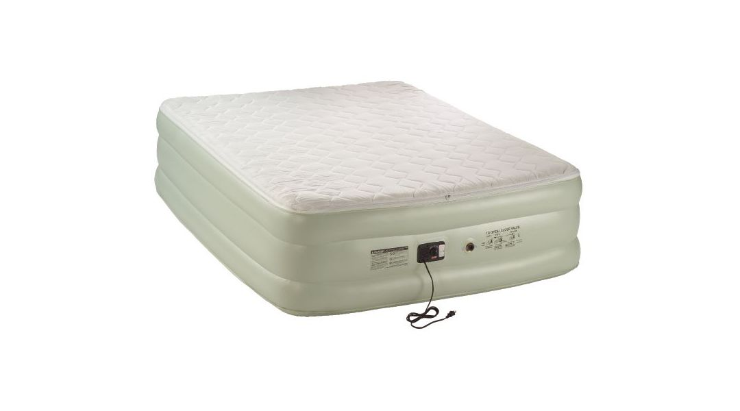 Coleman Queen Size Double High QuickBed Pillow Top Air Mattress