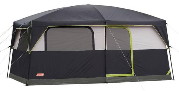 Coleman Signature Prairie Breeze 9 Person Cabin Tent product image