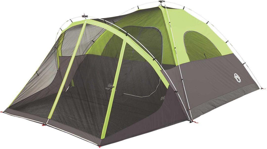 Coleman Steel Creek Fast Pitch Screen Room Tent