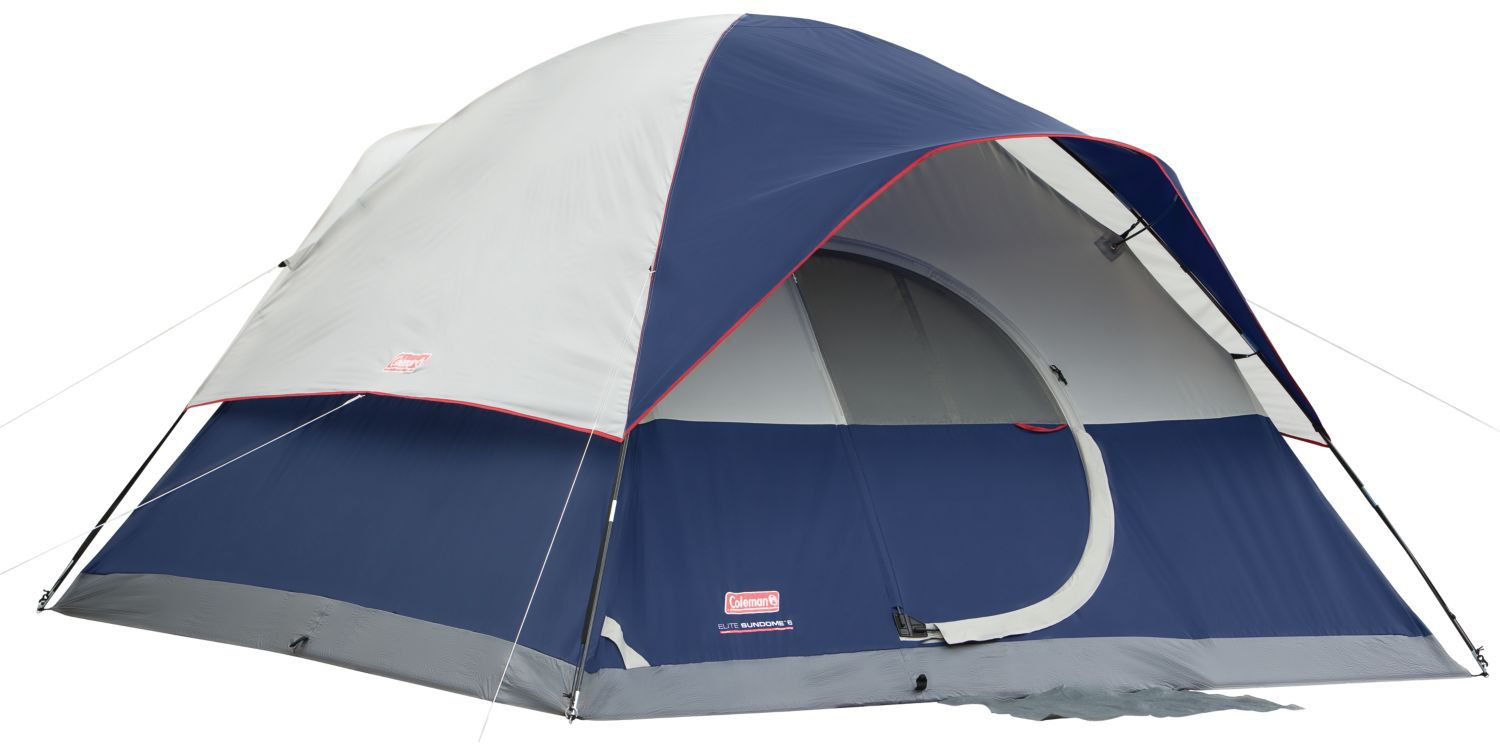 Coleman Elite Sundome 6 Person Tent. noImageFound. 1  sc 1 st  DICKu0027S Sporting Goods : 6 person coleman tent - afamca.org