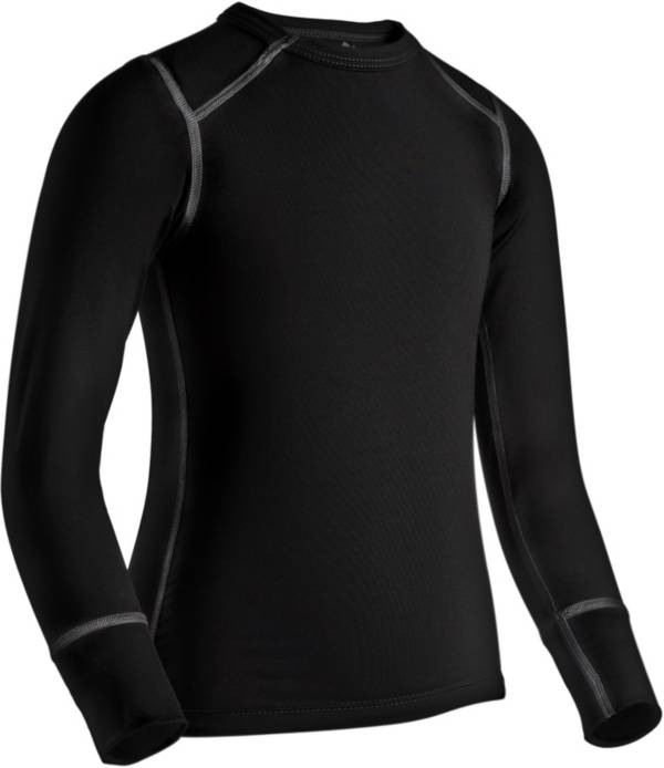 ColdPruf Youth Quest Performance Crew Base Layer Shirt product image