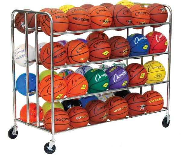 Champion 48 Ball Double Wide Ball Rack product image