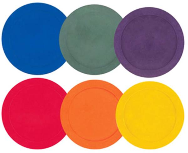 "Champion 9"" Poly Spot Markers product image"