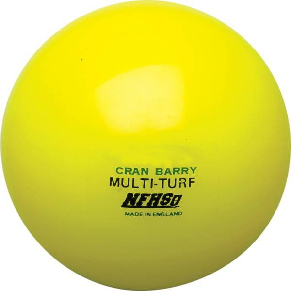 CranBarry Hollow Multi Turf Field Hockey Game Ball product image